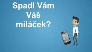 Opravy prasklých displejů Apple iPhone
