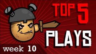 League of Legends Top 5 Plays Week 10