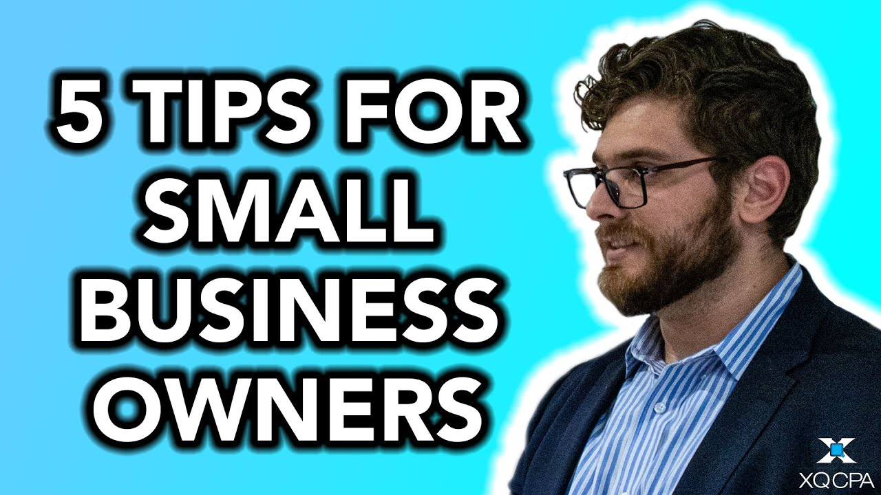 Five Finance Tips To Help Small Business Owners Avoid Getting Audited