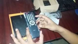 Unboxing Gadmei Tv Tuner | Gadmei Super VGA TV Box | Gadmei TV card | Review