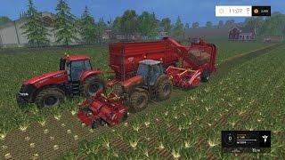 The New Farm #10 | Sugarbeet Harvest | Farming Simulator 2015 | PS4