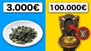 10 Alltägliche Dinge die sich nur MILLIARDÄRE leisten können!