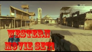 far cry 3 custom map fun #106: Helms Deep, Western Movie Set and Paititi!