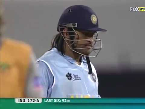 India Vs Australia - Twenty20 World Cup Semi Final 2007  - F