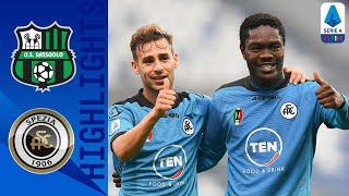 Sassuolo 1-2 Spezia | Colpo dello Spezia: tre punti d'oro a Reggio Emilia | Serie A TIM