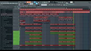 MAKING AN INSTRUMENTAL for BILLIE EILISH - everything i wanted [TYPE BEAT BREAKDOWN]