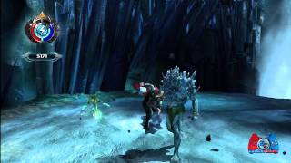 Thor God of Thunder Walkthrough Part 9 (XBOX 360, PS3, Wii, DS)