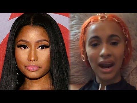Nicki Minaj Spills ALL on Cardi B Feud & Will PAY For Fight Footage Mp3