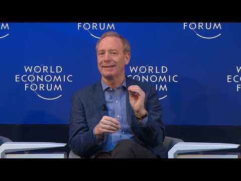 Davos 2019 - A New Architecture for Cyber-Cooperation