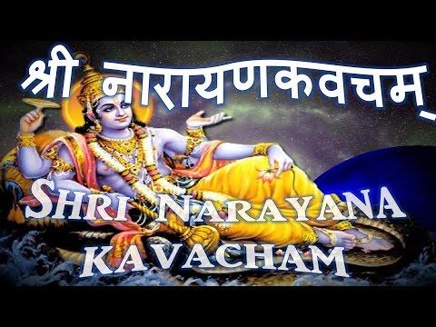 EXTREMELY POWERFUL NARAYAN KAVACHAM - SANSKRIT TEXT