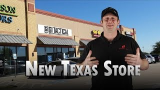 NEW Store in Plano, Texas (Dallas Area) - Firing Range, Tactical Gear, and Guns - Airsoft GI