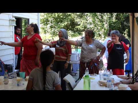 Tokelauan dance