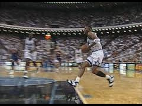 Penny hardaway dunks on patrick ewing youtube sciox Gallery