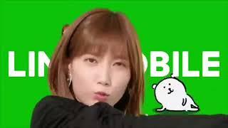 本田翼のLINEモバイルのダンス動画の新宝島(サカナクション)versionで...