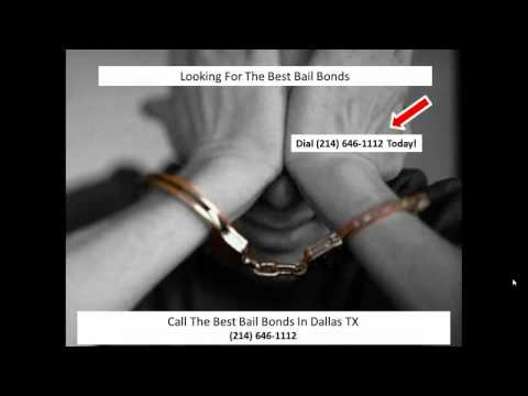 Best Bail Bonds Dallas 214 646 1112