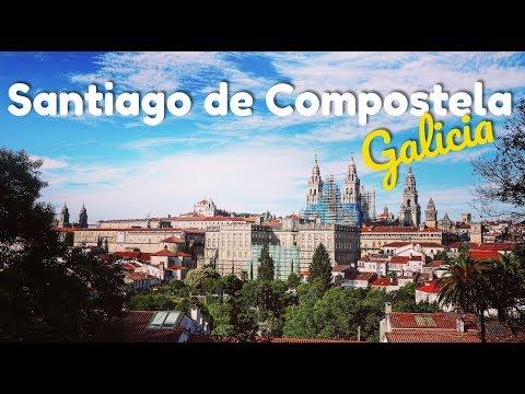HOLA GALICIA! - 10 COSAS QUÉ HACER EN SANTIAGO DE COMPOSTELA ︱ Galicia 1 de 8︱ De Viaje con Armando