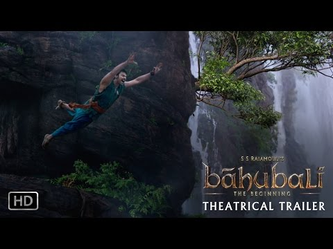 Bahubali @ Hindi Trailer