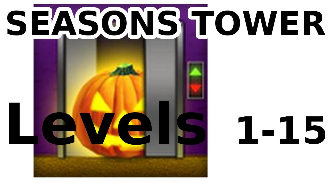 100 Floors All Levels Halloween Special Seasons
