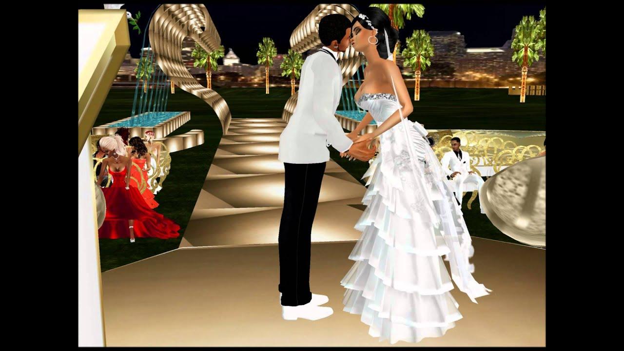 Un amour et une famille en or sur imvu youtube - Video amour sur une table ...