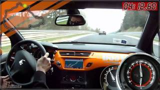 Citroen DS3 Racing 2011 Videos