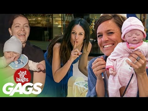 Best Of Baby Pranks | Just For Laughs Compilation