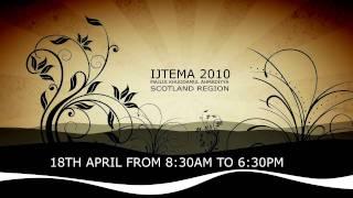 MKA Scotland Regional Ijtema Advert