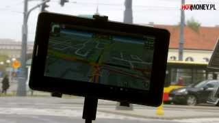 Tablet z GPS
