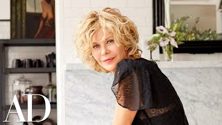Inside Meg Ryan's New York City Loft | Celebrity Homes | Architectural Digest