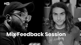 Mix Feedback - Hosted by Frank Socorro & Mike Tucci