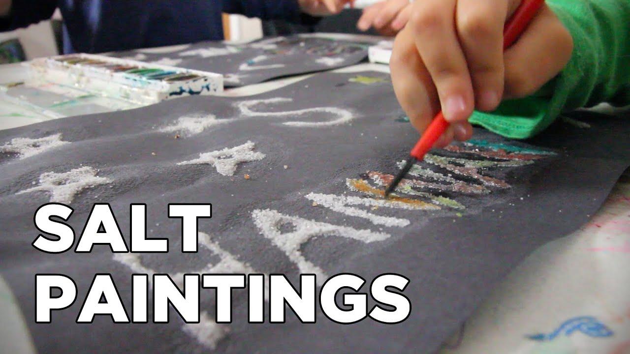 Make Finger Paint