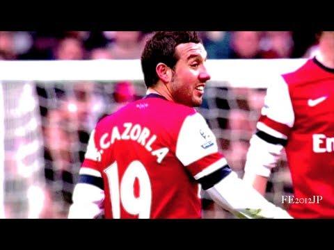 Santi Cazorla - Player of the Season || 2012/2013