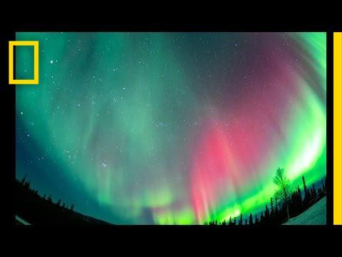 Brilliant Time-Lapse of Alaska's Northern Lights | Short Film Showcase
