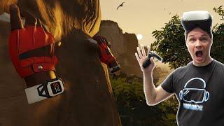 The Climb ist super auf der Oculus Quest! [VR Gameplay]