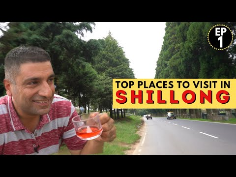 Shillong, Meghalaya, Episode 1 | Waterfall, Museum, Police Bazar & more