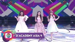 SIKASIKKK! D'Imoetz Paling Asyik di Panggung Dangdut Academy Asia 4