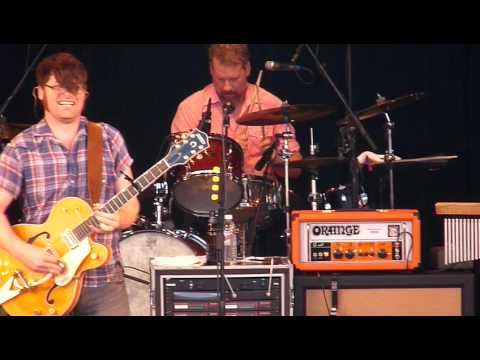 The Decemberists--The Wanting Comes in Waves/Repaid--Philly Folk Fest '09