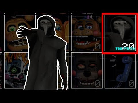 SCP 049 In UCN! SCP - Containment Breach (UCN Mods)