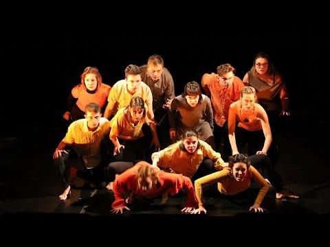 Postgrau En Creació Teatral. El Timbal. TENS MOLT A DIR.