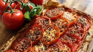 Tomato Tart Get a Taste of Provence