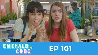 Emerald Code - Emerald Code | Pilot | Learn to Code | Season 1 Episode 1 | Get into STEM | HD thumbnail