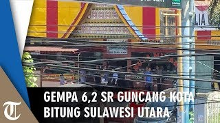 Download Video Gempa 6,2 SR Guncang Bitung Sulawesi Utara MP3 3GP MP4