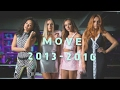6 versions, 1 song - Move by Little Mix