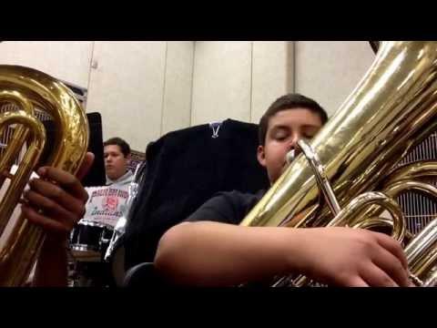 PANDORA  Raymond Cree middle school ADVANCED BAND