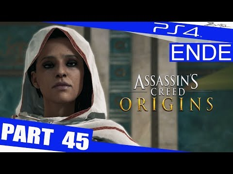 Assassins Creed Origins ENDE Gameplay German Part 44 German Walkthrough Assassins Creed Origins