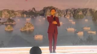 Khi Phải Quên Đi live - Phan Mạnh Quỳnh tại lễ hội hoa Hạ Long 2016