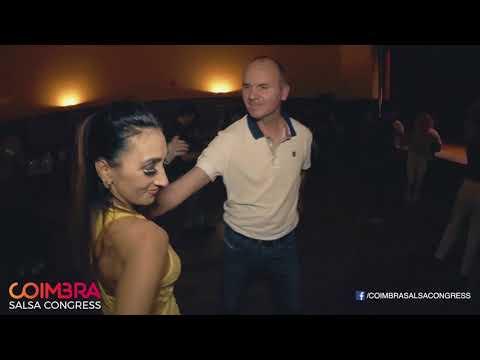Estefânio e Adelaide Social Coimbra Salsa Congress 2017