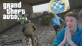 W2S Plays GTA 5 - CLOSEST BIKE RACE EVER!!! - GTA 5 Funny Moments
