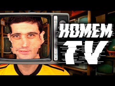 O estranho caso do HOMEM TV e o Brasil é para profissionais