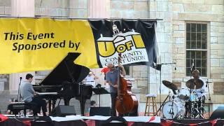 Fred Hersch Trio at the 2013 Iowa City Jazz Festival