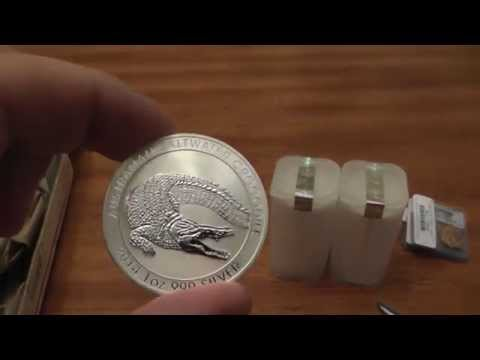 Silver and Gold Unboxing and a Question for the Group